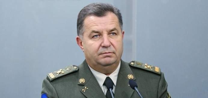 وزير دفاع أوكرانيا: احتجاز روسيا لثلاث سفن أوكرانية في كيرتش كان مفاجأة لنا