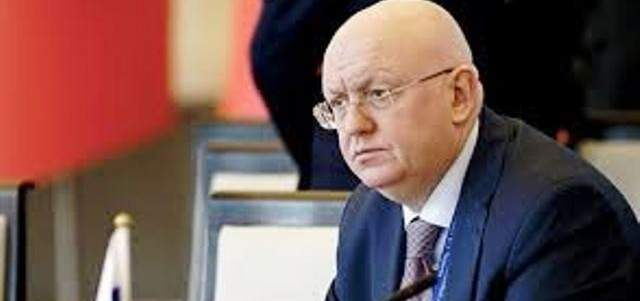 مندوب روسيا بمجلس الأمن: استفزازات الإرهابيين بإدلب تهدد أمن قاعدة حميميم