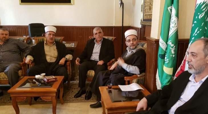 المجلس الاسلامي العلوي: لتشكيل حكومة تشمل كافة مكونات واطياف المجتمع اللبناني