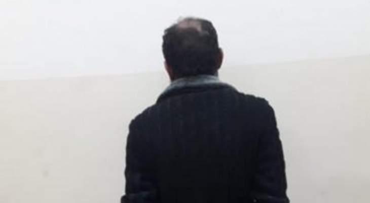قوى الأمن: توقيف لبنانيين وسوري بتهم سرقة وترويج مخدرات
