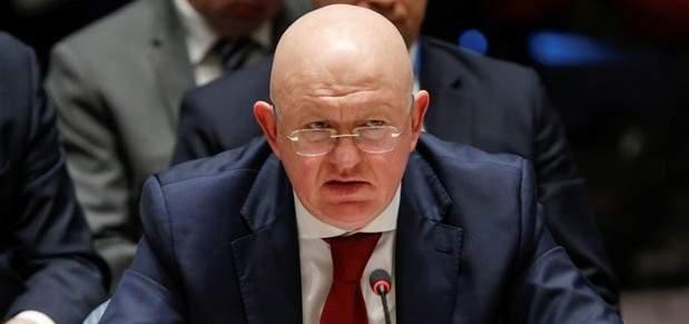 نيبينزيا: يجب القضاء على الإرهاب بإدلب ونأمل تشكيل اللجنة الدستورية بسوريا قريبا