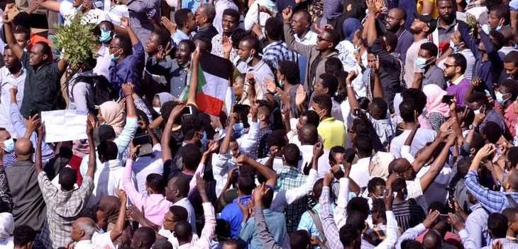 لجنة أطباء السودان المركزية: 90 قتيلا جراء التظاهرات منذ كانون الأول