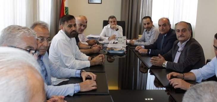 أبو فاعور يجول غدا على مصانع الأحذية ببرج حمود: إدارات تستبعد الصناعة اللبنانية من مناقصاتها