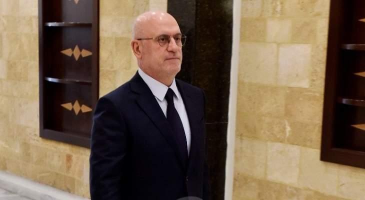 فنيانوس: سروري كان عظيماً لإقامة سباق السيدات في مرفأ بيروت