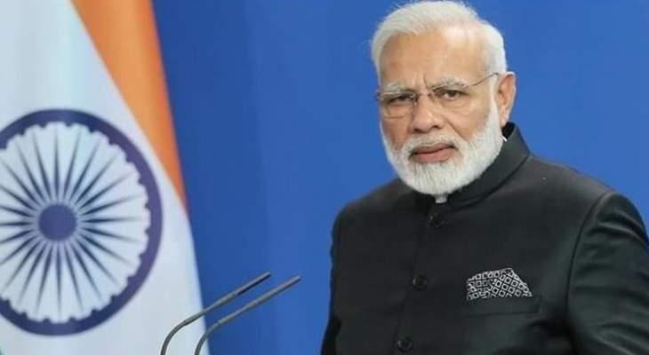 رئيس وزراء الهند يدعو لمؤتمر دولي لمحاربة الإرهاب