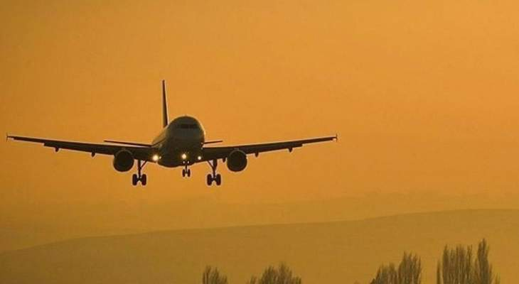 هبوط اضطراري لطائرة أوكرانية متجهة لمصر بعد بلاغ كاذب بوجود عبوة ناسفة على متنها