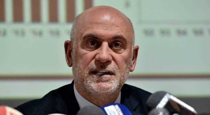 فنيانوس من مرفأ بيروت: لن أضع بدفتر الشروط أي بند يفاضل بين شركة وأخرى