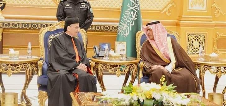 """الراي: كنيسة عمرها 900 عام """"هدية"""" سعودية للبطريرك الراعي"""
