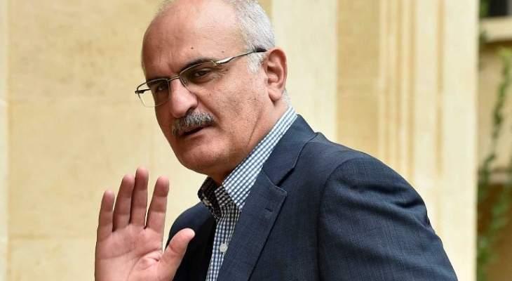علي خليل من بعبدا: وزارة المال ملتزمة بتسديد كل الرواتب والمستحقات