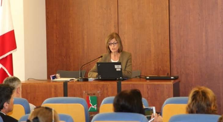 وفاء الضيقة:  تولي الدولة اللبنانية أولوية للقضاء على الفقر والجوع