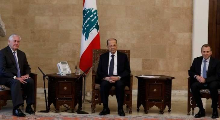 ماذا أراد رئيس الدبلوماسيّة الأميركيّة فعليًّا من حزب الله؟!