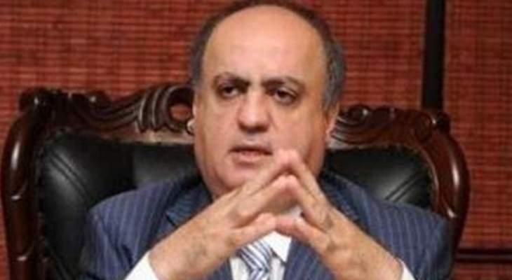 وهاب: خطوة اللواء عثمان بسحب عناصر قوى الأمن من السياسيين ممتازة