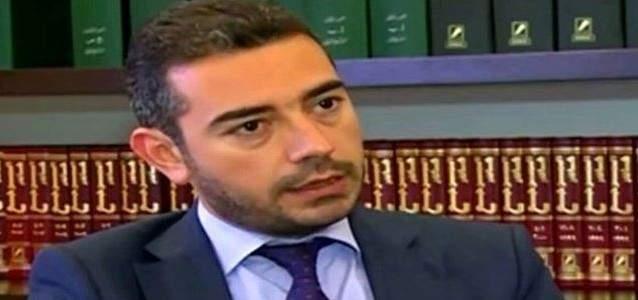 القاضي نديم زوين يستمع إلى المحامي وديع عقل بموضوع الرملة البيضاء