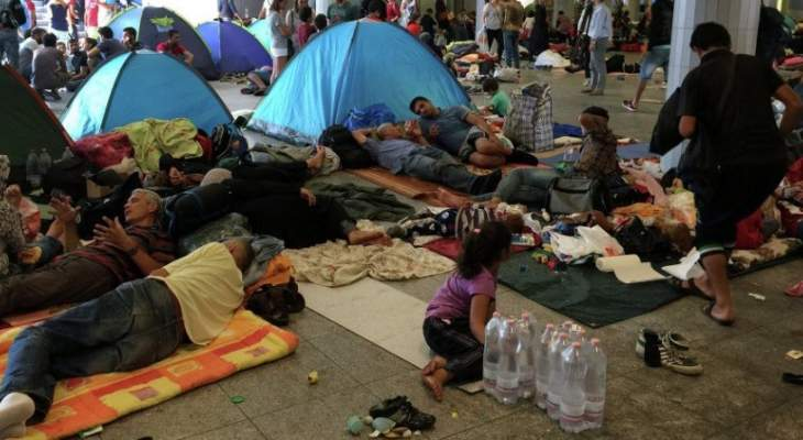 "ماذا وراء ""تبخّر"" مئات آلاف اللاجئين؟!"