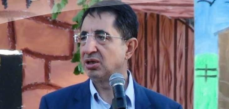 الحاج حسن: نريد لمدينة بعلبك ان تكون مدينة الحاضر والمستقبل