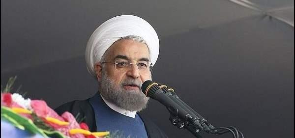 روحاني: إيران ستواصل تعزيز قوتها العسكرية وبرنامجها الصاروخي