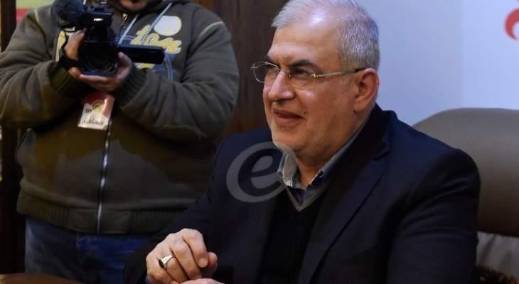 محمد رعد: المقاومة تؤدي الدور المطلوب