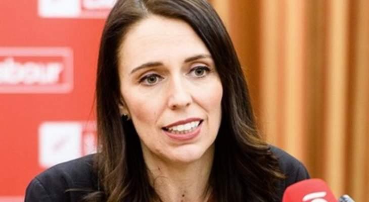 رئيسة وزراء نيوزيلندا: تم اعتقال 3 أشخاص بينهم أسترالي سيقدم للعدالة