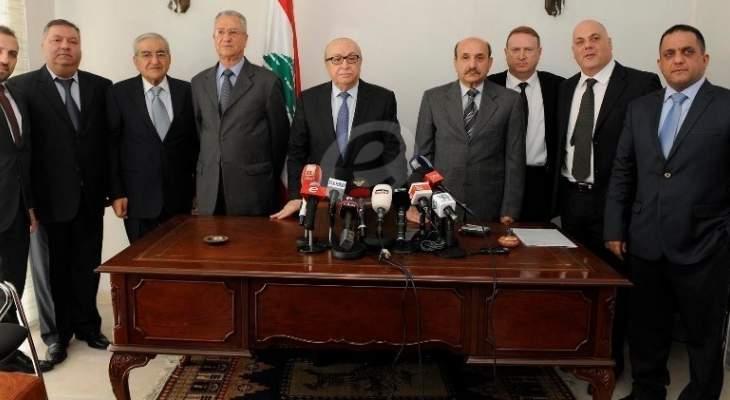 التيار المستقل: لحكومة تكنوقراط لا تزيد عن 18 وزيرا مقبولين من مختلف الاطراف