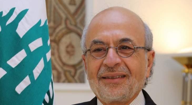 شهيب: قرار ضبط الامتحانات الرسمية يوازي قرار محاربة تزوير الشهادات
