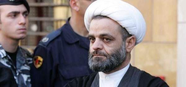 المفتي زغيب: التعذيب الذي تعرض له الموقوف الضيقة جريمة بشعة وموصوفة
