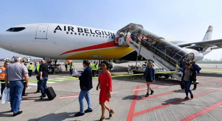 السلطات البلجيكية تعلن تعليق جميع الرحلات الجوية من وإلى البلاد بسبب الإضراب غدا
