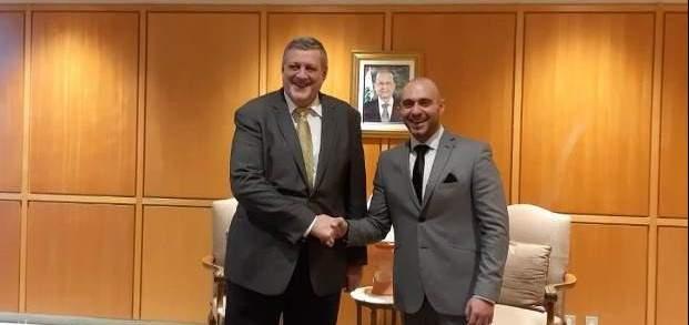 وصول المنسق الخاص للامم المتحدة الى بيروت لتسلم مهامه