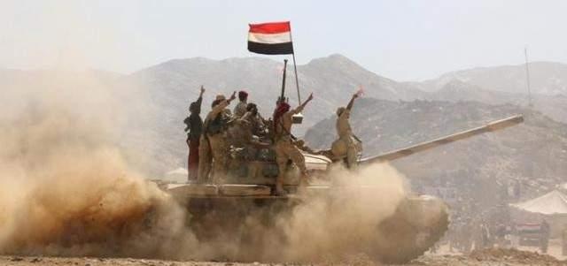 """الجيش اليمني يتهم """"أنصار الله"""" بتفجير منزل والد وزير الدفاع"""