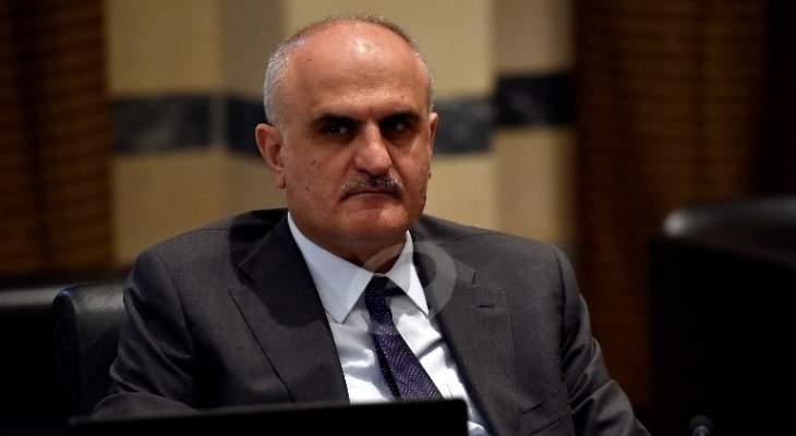 وزير المالية: لا نية على الإطلاق للمس بقيمة السندات اللبنانية لخفض الدين العام