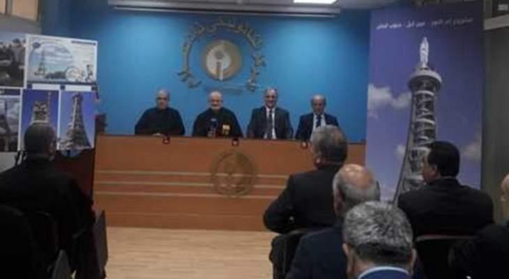 الحاج أمل أن يجتمع جميع اللبنانيين من مسلمين ومسيحيين حول العذراء مريم