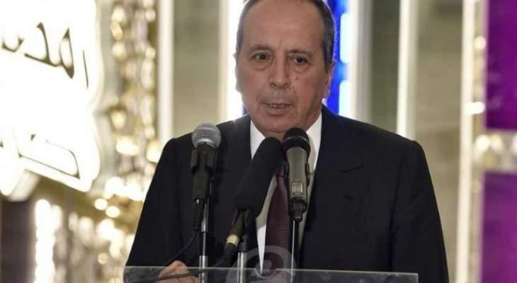 السيد: تحامل غير مسبوق على الرئيس عون من جنبلاط وجعجع بإنضمام الحريري