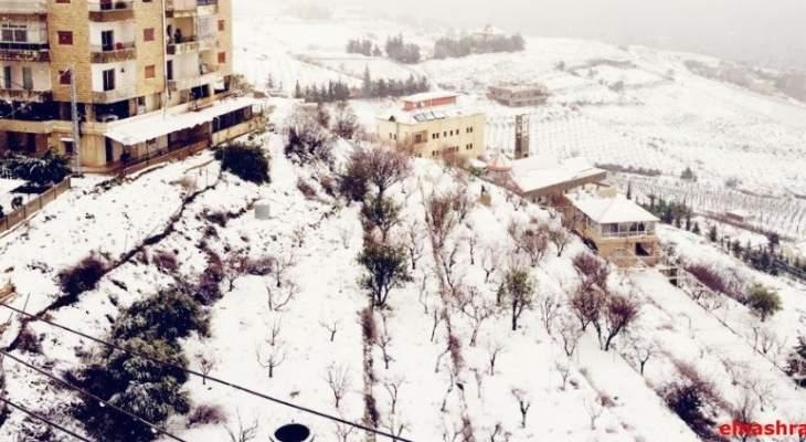 الجمهورية: اجتماع وزاري في بيت الوسط اليوم للبحث بأضرار العاصفة