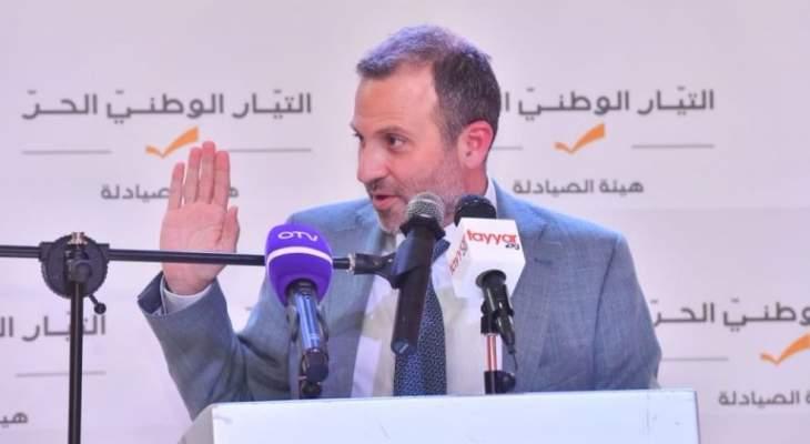 """هل أصبح باسيل """"دينامو"""" الحياة السياسية اللبنانية؟"""