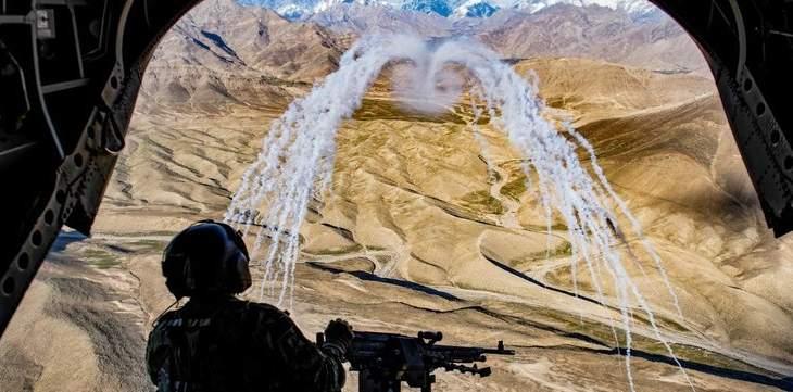 واشنطن بوست:مقتل 18 شرطيا وإصابة 14 آخرين جنوب أفغانستان بغارة أميركية