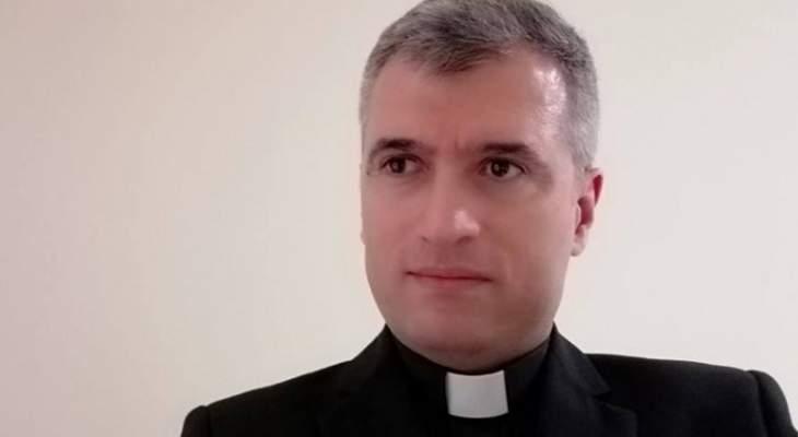 الكاردينال بارولين يحتفل بالسيامة الاسقفية للمونسنيور كريستوف زخيا القسيس