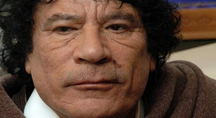 التايمز: القذافي أخفى 30 مليون دولار في قبو لجاكوب زوما
