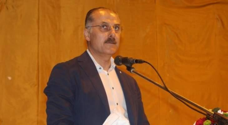 عبدالله: لن يغرق الحزب التقدمي في آتون الطائفية والمذهبية