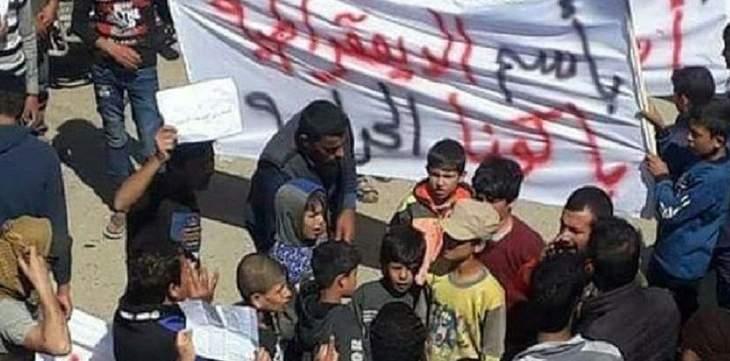 """مقتل 6 أشخاص في عملية لـ""""قسد"""" بإسناد من التحالف الدولي على دير الزور"""
