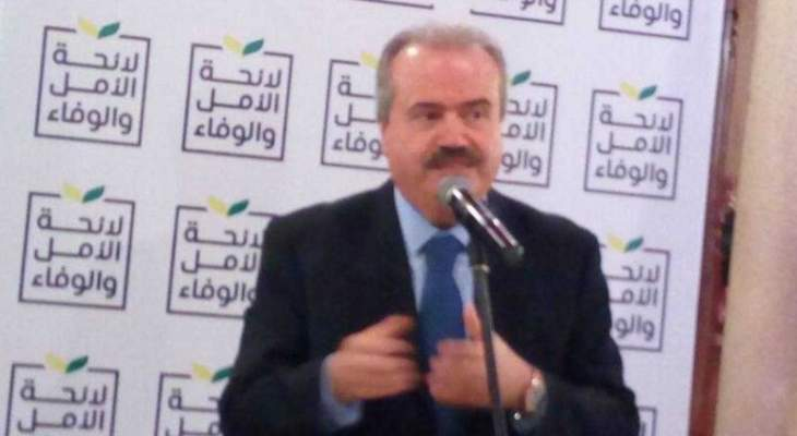 جابر:  كل اللبنانيين اليوم مدعويين لممارسة حريتهم في الانتخابات