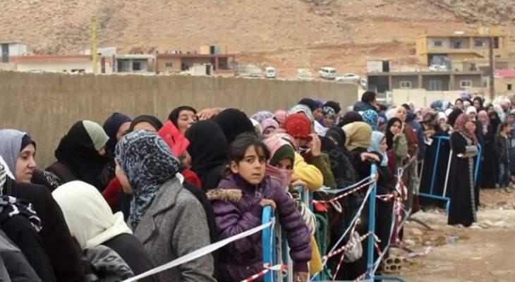 مسؤول سوري: لم نضطر إلى البحث عن مركز إيواء للعائدين من لبنان