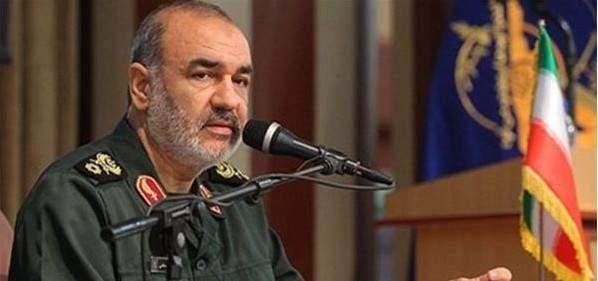 قائد الحرس الثوري الإيراني: سنعمل بجد على إفشال أي مخططات تستهدف أمننا