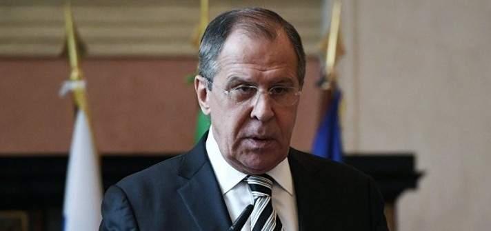 لافروف: أميركا وحلفاؤها يغيرون القوانين الدولية حسب رغبتهم وحافظنا على النظام بسوريا