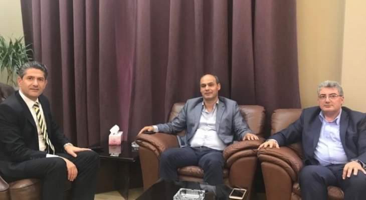 محافظ البقاع تابع التحضيرات للعملية الانتخابية في 6 أيار