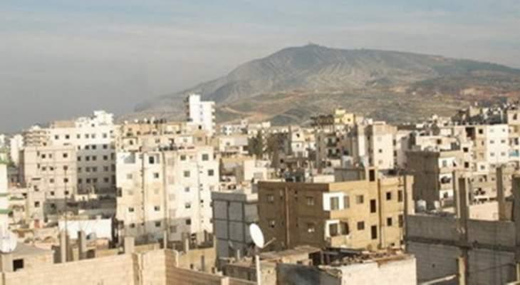 فلسطيني أطلق النار أمام مقر القوة الأمنية بمخيم البداوي إحتجاجا على توقيف شقيقه