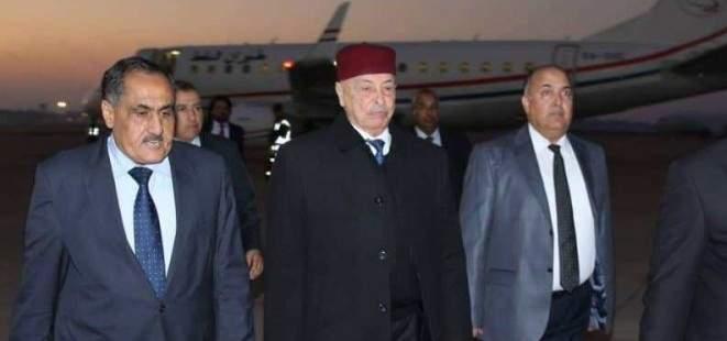 رئيس مجلس النواب الليبي وصل إلى المغرب للمشاركة بمؤتمر متعلق بمنظمة التعاون الإسلامي