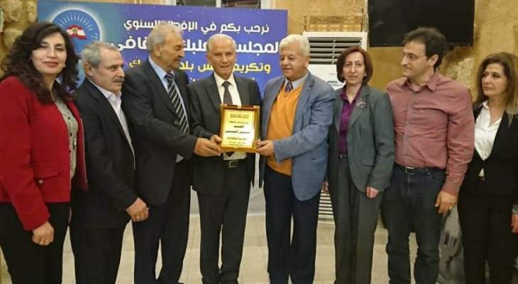 رئيس بلدية بعلبك دعا إلى بذل المزيد من الجهود في سبيل إنماء المدينة