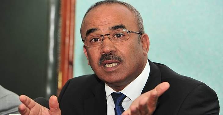 وزير داخلية الجزائر:تسجيل 500 محاولة لدخول الجزائر بطريقة غير شرعية يوميا