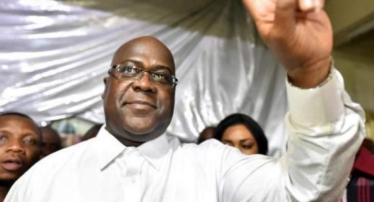دول إفريقيا الجنوبية تهنئ رئيس الكونغو الديموقراطية المنتخب
