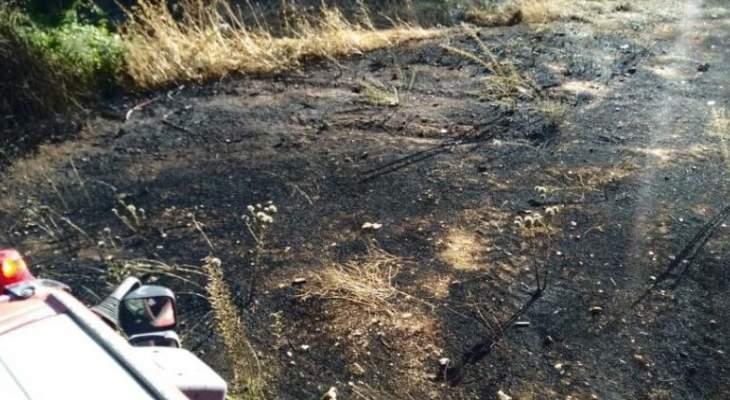 الدفاع المدني: إخماد 3 حرائق أعشاب في الكرك ونيو روضة والمعلقة