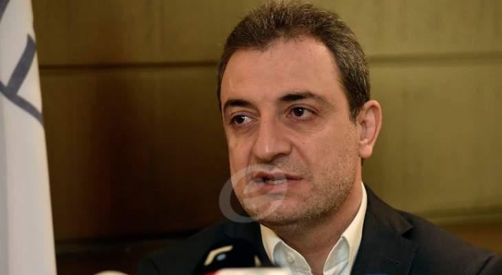 وزارة الصناعة: لقاء أبو فاعور وسفير مصر أكد على التعاون لتحقيق مصلحة البلدين